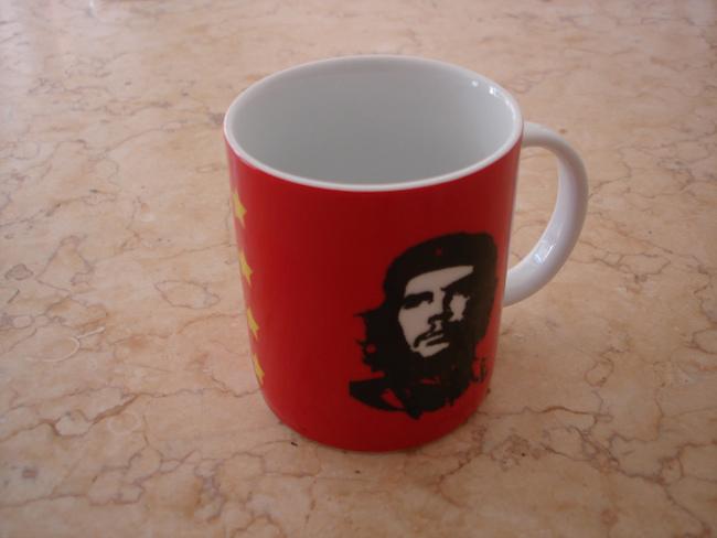 Che, mug